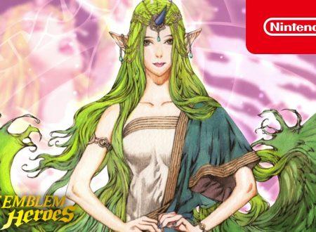 Fire Emblem Heroes: svelato l'arrivo della preferenza evocazione Eroi mitici: Mila, l'amore divino