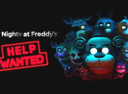 Five Nights at Freddy's: Help Wanted, il titolo in arrivo a sorpresa il 21 maggio su Nintendo Switch