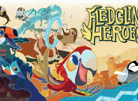 Fledgling Heroes: uno sguardo in video al titolo dai Nintendo Switch europei
