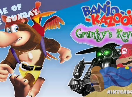 Game of the Sunday – Il gioco della domenica: Banjo-Kazooie: La vendetta di Grunty e il viaggio nel tempo