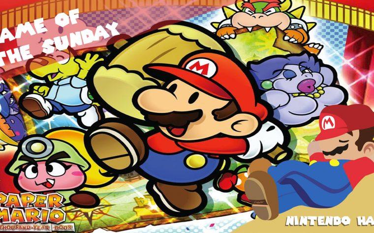 Game of the Sunday – Il gioco della domenica: Paper Mario: Il portale millenario, in attesa di Origami King