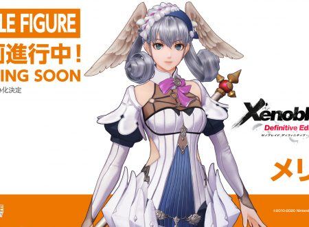 GoodSmile svela una figure in scala di Melia da Xenoblade Chronicles: Definitive Edition