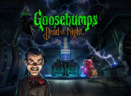 Goosebumps: Dead of Night, il titolo in arrivo in estate sui Nintendo Switch europei