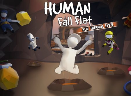 Human: Fall Flat, uno sguardo in video allo stage Thermal, ora disponibile su Nintendo Switch