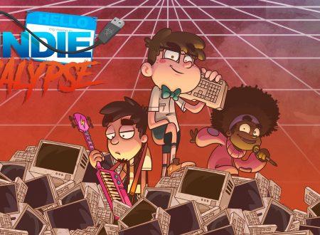 Indiecalypse: il titolo in arrivo il 29 maggio sull'eShop di Nintendo Switch