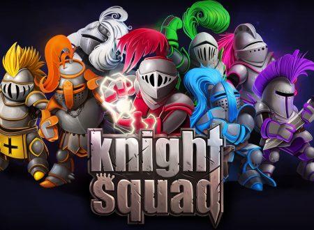 Knight Squad: uno sguardo in video al titolo dai Nintendo Switch europei