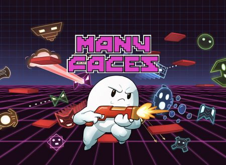 Many Faces: uno sguardo in video al titolo dai Nintendo Switch europei