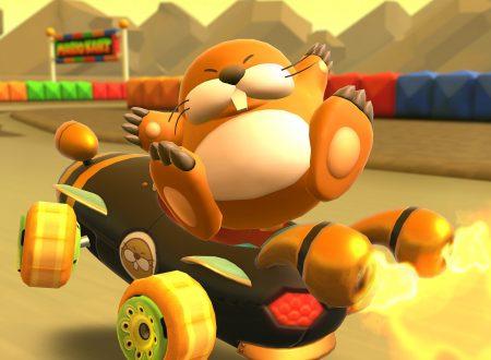 Mario Kart Tour: Tantatalpa ora disponibile nel secondo tubo in evidenza del Tour Floreale