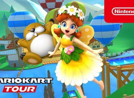 Mario Kart Tour: pubblicato il trailer dedicato al Tour floreale, disponibile ora nel titolo mobile