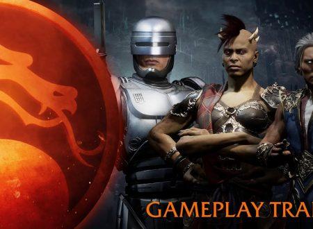Mortal Kombat 11: Aftermath, pubblicato un gameplay trailer dedicato all'espansione