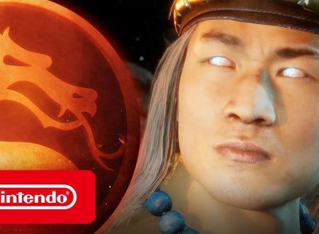 Mortal Kombat 11: Aftermath, svelata l'espansione in arrivo il 26 maggio su Nintendo Switch