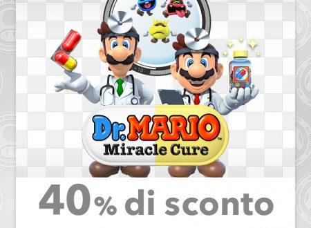My Nintendo: nuovi temi e sconti per Dr. Mario: Miracle Cure e Mario Tennis