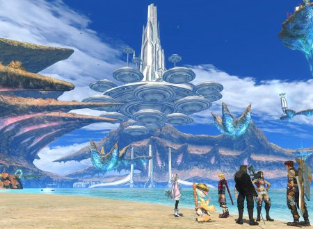 My Nintendo: ora disponibili tre wallpaper di Xenoblade Chronicles: Definitive Edition sullo store europeo