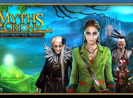Myths of Orion: Light from the North, uno sguardo in video al titolo dall'eShop di Nintendo Switch