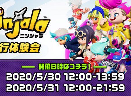 Ninjala: annunciato l'arrivo di una seconda open beta su Nintendo Switch