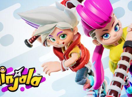 Ninjala: pubblicato un nuovo trailer e annunciata una versione retail sui Nintendo Switch nipponici