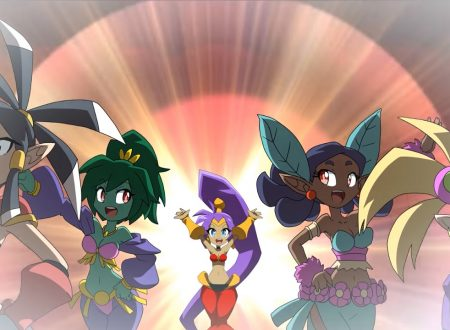 Nintendo Switch: svelati i filesize di Shantae and the Seven Sirens, Little Misfortune ed altri