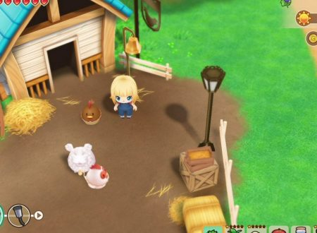 Nintendo Switch: svelati i filesize di Story of Seasons: Friends of Mineral Town, realMyst: Masterpiece Edition ed altri