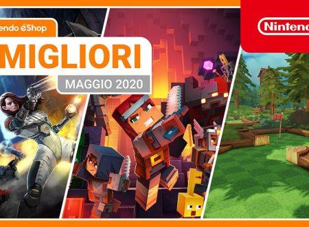 Nintendo eShop: video highlights dei titoli del mese di maggio 2020