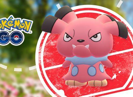 Pokèmon GO: svelata la ricerca mirata di Snubbull e la giornata dell'aroma: Pokémon di tipo Acqua e Buio