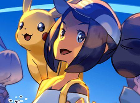 Pokèmon Masters: il titolo aggiornato alla versione 1.10.0 su Android e iOS