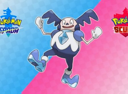 Pokèmon Spada e Scudo: ora disponibili le forme di Galar di Mr. Mime, Ponyta, Corsola e Meowth con l'abilità speciale tramite Dono Segreto