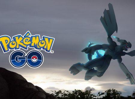 Pokémon GO: Zekrom sarà il protagonista dei raid a cinque stelle del mese di giugno