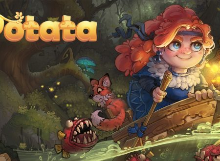 Potata: Fairy Flower, uno sguardo in video al titolo dai Nintendo Switch europei