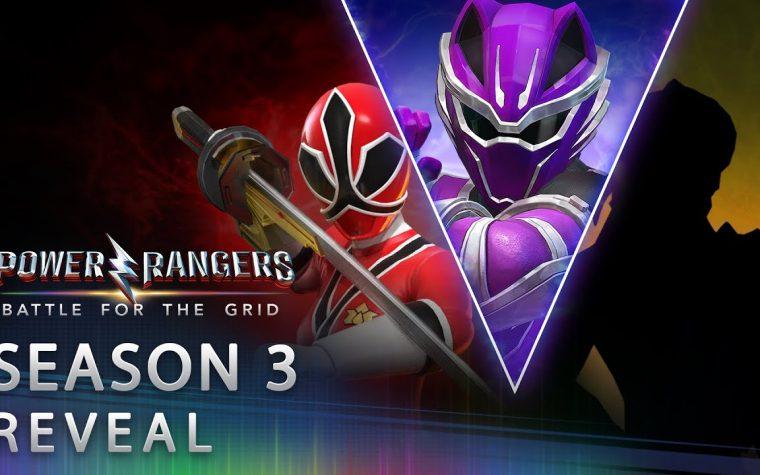Power Rangers: Battle For The Grid, annunciato l'arrivo della Season 3 con nuovi personaggi DLC