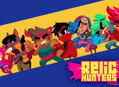 Relic Hunters Zero: Remix, uno sguardo in video al titolo dai Nintendo Switch europei