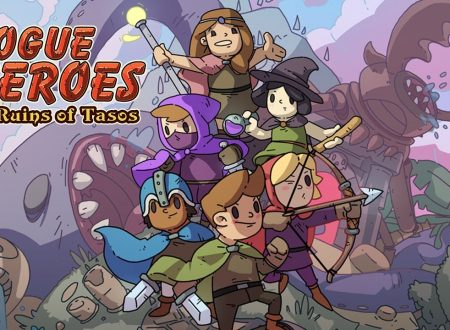 Rogue Heroes: Ruins of Tasos, il titolo in arrivo prossimamente su Nintendo Switch