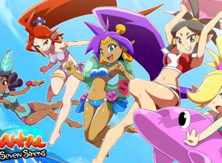 Shantae and the Seven Sirens, uno sguardo in video al titolo dai Nintendo Switch europei
