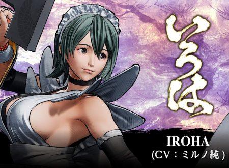 Samurai Shodown: pubblicato un nuovo trailer sul DLC dedicato ad Asia