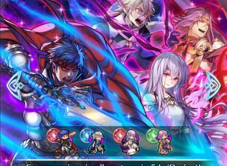 Fire Emblem Heroes: ora disponibili i nuovi eroi speciali: il fardello dell'oscurita