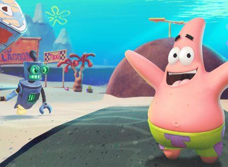 SpongeBob SquarePants: Battle for Bikini Bottom – Rehydrated, pubblicato un trailer dedicato a Patrick Stella