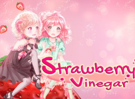 Strawberry Vinegar: uno sguardo in video al titolo dai Nintendo Switch europei