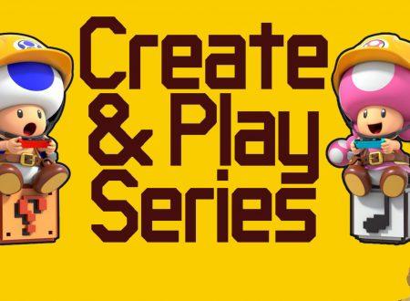 Super Mario Maker 2: Create & Play Series, la rubrica di realizzazione e completamento dei propri livelli