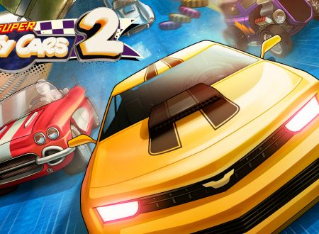 Super Toy Cars 2: uno sguardo in video al titolo dai Nintendo Switch europei