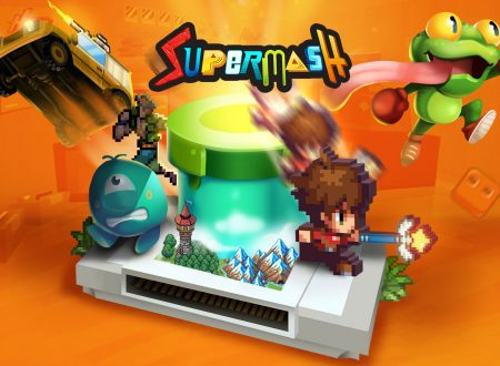 SuperMash: uno sguardo in video al titolo dai Nintendo Switch europei
