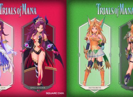 Trials of Mana, il titolo supera le vendite di Final Fantasy VII Remake, mentre Animal Crossing: New Horizons domina nel Sol Levante
