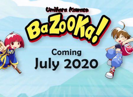 Umihara Kawase BaZooKa!!, il titolo in arrivo nel mese di luglio sull'eShop europeo di Nintendo Switch