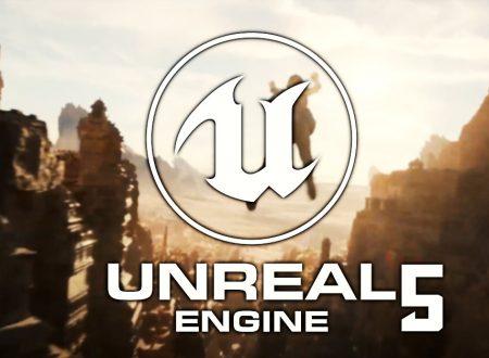 Unreal Engine 5: confermato ufficialmente il supporto del motore grafico su Nintendo Switch