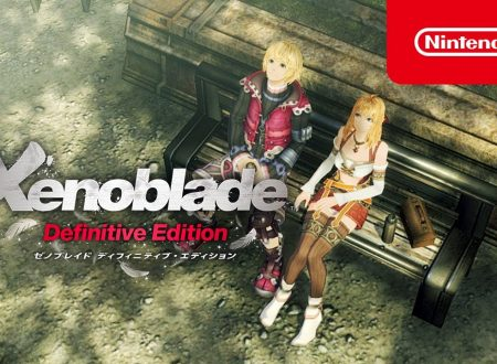 Xenoblade Chronicles: Definitive Edition, pubblicati nuovi video commercial giapponesi