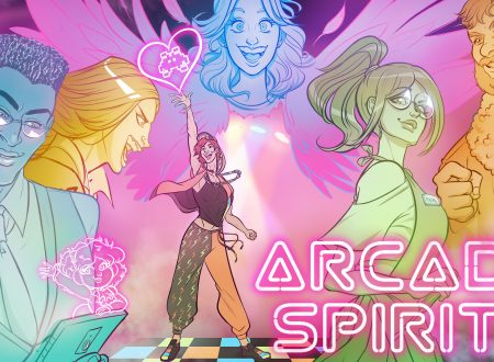 Arcade Spirits: uno sguardo in video al titolo dai Nintendo Switch europei