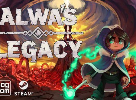 Alwa's Legacy: pubblicato un nuovo trailer dedicato al titolo in arrivo su Nintendo Switch