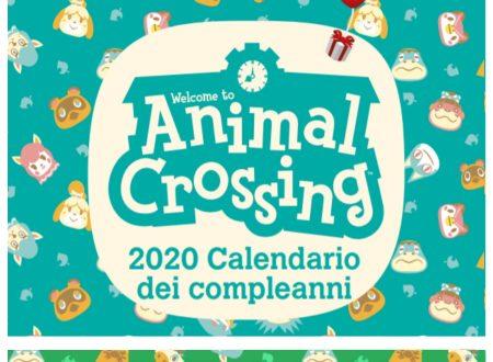 Animal Crossing: New Horizons, il calendario dei compleanni degli animali nel mese di giugno