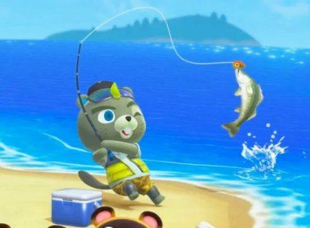 Animal Crossing: New Horizons, uno sguardo agli insetti e pesci catturabili nel mese di giugno