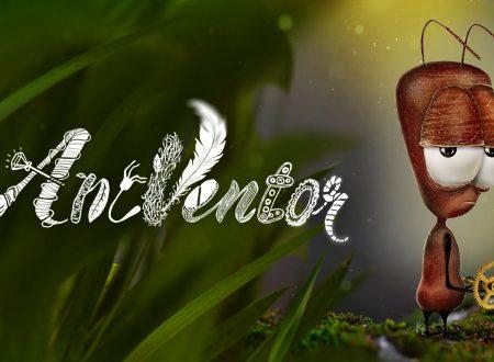 AntVentor: uno sguardo in video al titolo dai Nintendo Switch europei