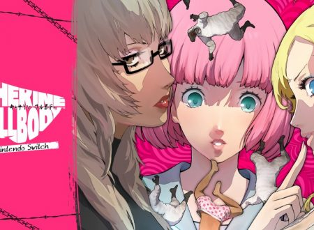 Catherine: Full Body: uno sguardo in video alla demo sui Nintendo Switch giapponesi