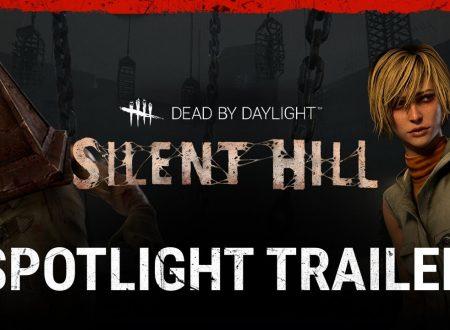 Dead By Daylight: pubblicato un nuovo trailer sul DLC di Pyramid Head e Cheryl Mason da Silent Hill